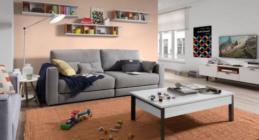 Descubre qué es el color acento. Sofá BCN, cómodo y muy resistente