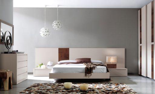 Mueble para organizar en el dormitorio. Cómoda de la colección Aiko de Kibuc.