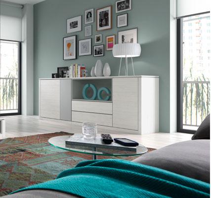 Elegir colores para pintar el salón. Escoge tu gama.