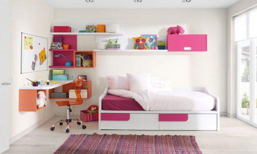 Muebles para guardar juguetes