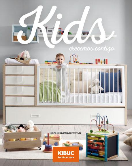 Nuevo Catálogo infantil Kids.