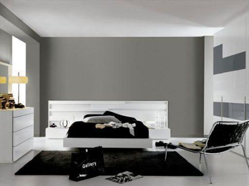 Ideas para aprovechar el espacio del dormitorio. Dormitorio Nuit