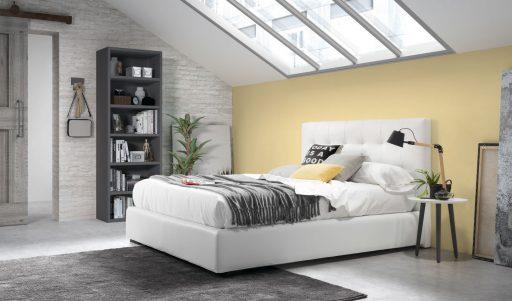 cama tapizada Wendy
