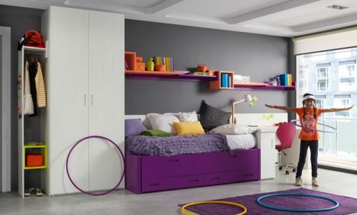 Trucos para diseñar una habitación infantil. Colección Chroma