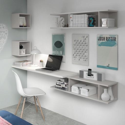 Consejos para ordenar tu escritorio. Zona de trabajo Nuit