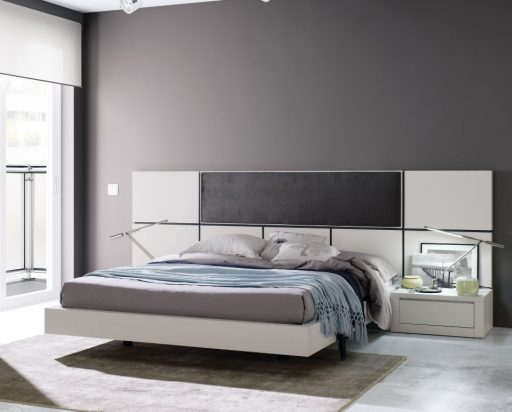 Colores que favorecen el descanso y la armonía en el dormitorio. Dormitorio Aiko