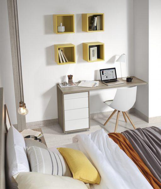 decorar-con-amarillo-detalle-habitación