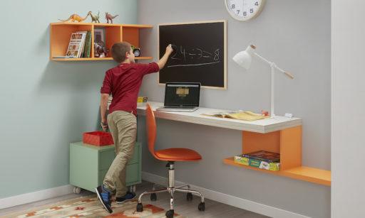 Las mejores ideas para habitaciones de niños de 8 a 12 años