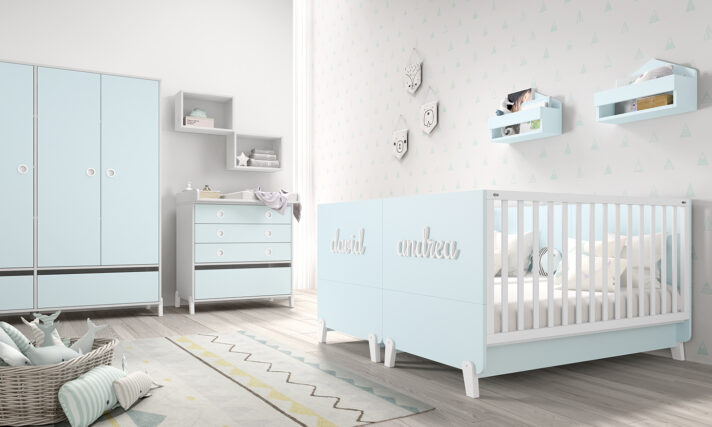 Las TOP habitaciones para bebés. Nueva colección Kids - Sin Moverte ...
