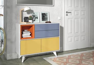 Todos nuestros muebles son modulares