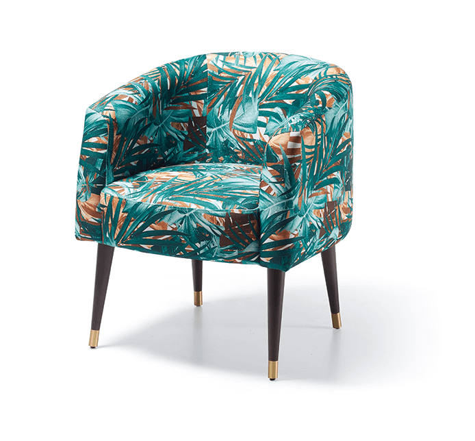 Limited edition Botanic chair